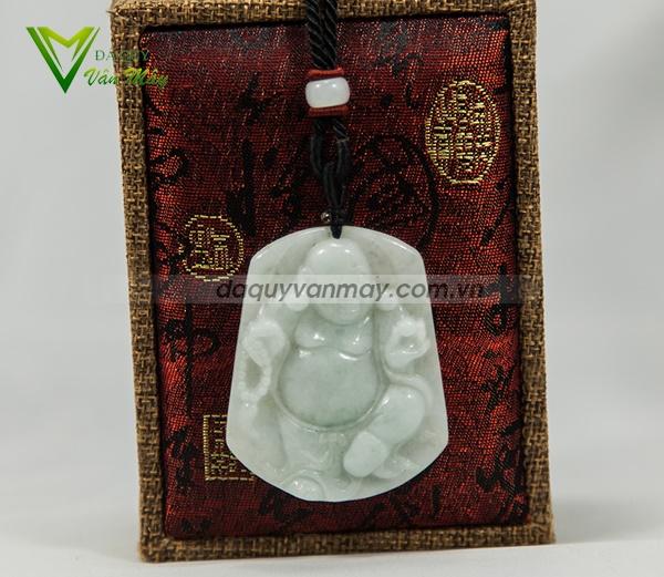 Mặt Phật di lặc đá ngọc